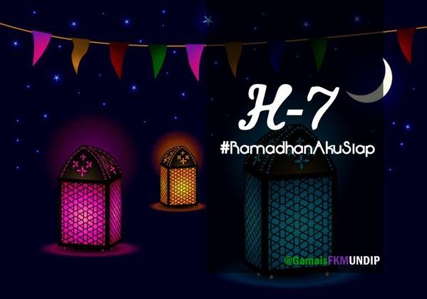 ramadhan aku siap